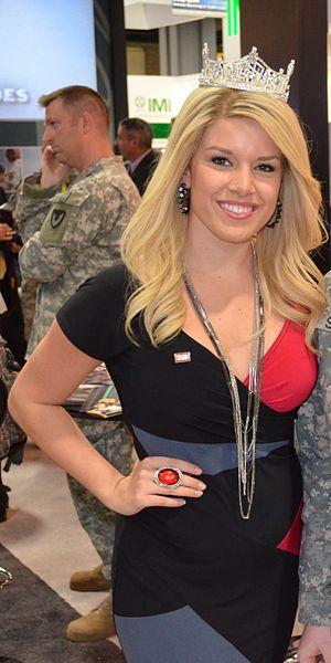 Teresa Scanlan - Teresa Scanlan at Association of the United States Army convention in 2011