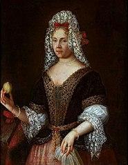 Portret Teresy Woronieckiej