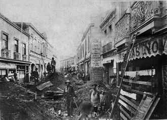 Valparaíso - 1906 Valparaíso earthquake