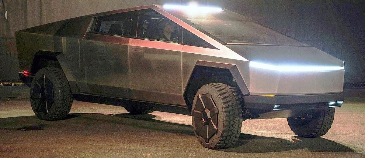 Truck Camping Ideas >> Tesla Cybertruck Wikipedia