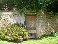 Théméricourt (95), porte du jardin du presbytère.jpg