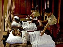 massage wikipedia