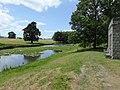 "The ""Pleasure Pond"" at Parham Park (geograph 4633687).jpg"