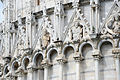 The Baptistry of St. John (close up view), Piazza dei Miracoli (-Square of Miracles-), Pisa, Tuscany, Central Italy-3.jpg