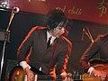 The Bawdies 7 @ Red Cloth, 2007-03-31.jpg