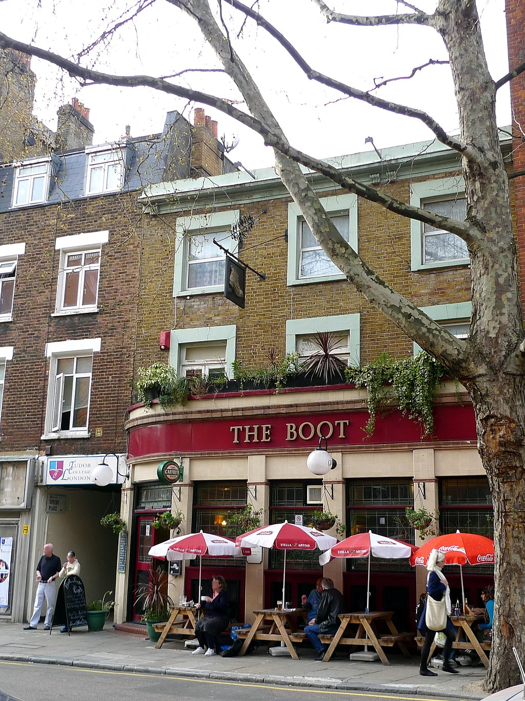 The Boot - Cromer Street - WC1