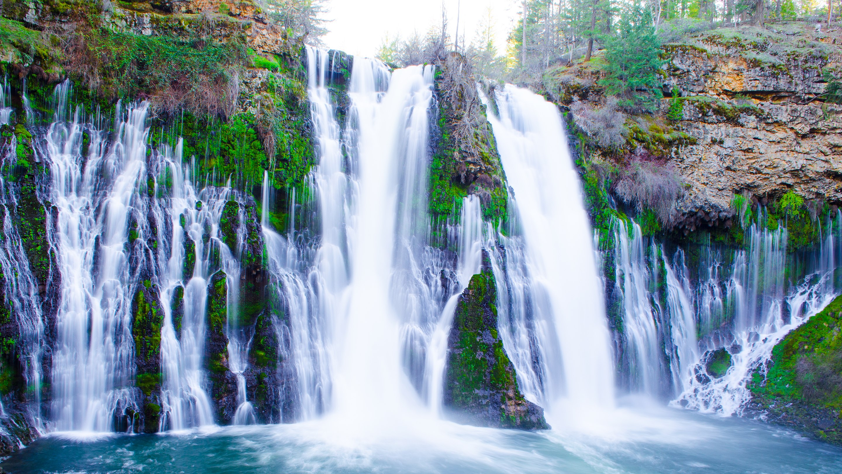 The Burney Falls in April.jpg