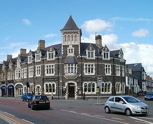 Cowbridge Road East - The Corporation pub, 188 Cowbridge Road East