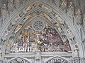 The Day of Judgement above the doors of the Bern Cathedral - panoramio.jpg