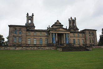 Thomas Hamilton (architect) - The Dean Orphanage (now Dean Gallery) from the SW