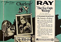The Egg Crate Wallop (1919) - Ad.jpg