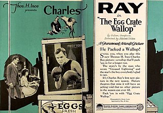 <i>The Egg Crate Wallop</i> 1919 film by Jerome Storm