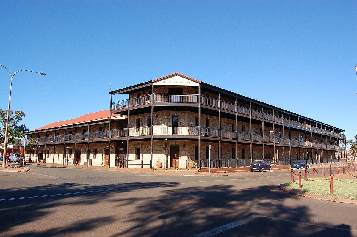 The Port Hotel Menu