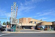 Teatr Garland w dzielnicy Garland