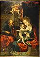 The Holy Family by Pieter Coecke van Aelst I, c. 1540-1550 - Museum M - Leuven, Belgium - DSC05035.JPG