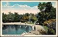 The Lake, North Park, Fall River postcard 1917.jpg