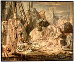 The Lamentation at the Foot of the Cross by Rembrandt van Rijn.jpg