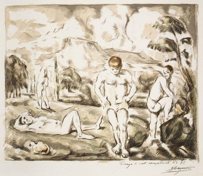 File:The Large Bathers (Les Baigneurs) MET DR191.jpg