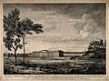 The London Hospital, Whitechapel; viewed from the north, acr Wellcome V0014676.jpg