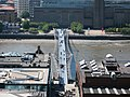 The Millennium Bridge - geograph.org.uk - 2011117.jpg