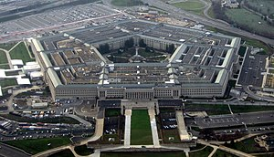 The Pentagon - The Pentagon in January 2008