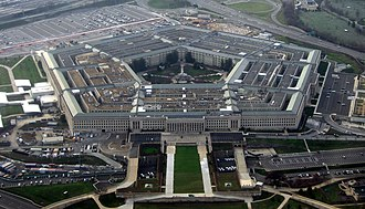 Northern Virginia - The Pentagon, headquarters of the Department of Defense