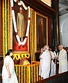 The Prime Minister, Shri Narendra Modi paying homage to the former Prime Minister of India, Shri Morarji Desai, on the occasion of his birth anniversary, in New Delhi (1).jpg