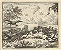 The Reading of a Criminal Action Againt Renard from Hendrick van Alcmar's Renard The Fox MET DP837728.jpg