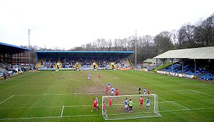 The Shay - Image: The Shay