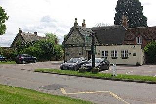 Biddenham a village located in Bedford, United Kingdom