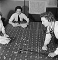 The Unknown Girl Behind the Sea Battle- the work of the Women's Royal Naval Service, 1942 D7290.jpg
