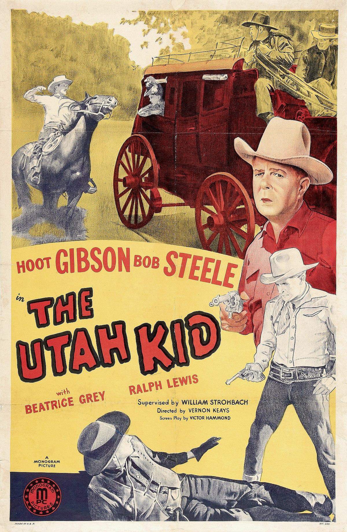 the utah kid 1944 film wikipedia