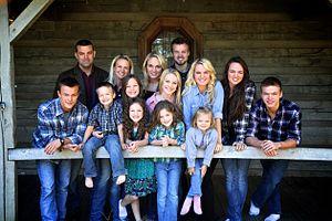 The Willis Family - Image: The Willis Clan
