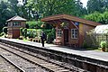 The down platform at Crowcombe Heathfield - geograph.org.uk - 1708750.jpg