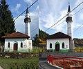 The old mosque in the suburb of Velika Kladuša after its restoration in 2017..jpg