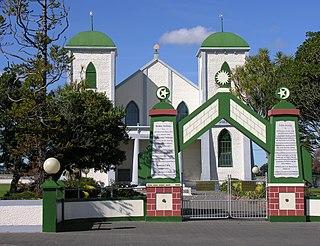 Rātana pā Town in Manawatu-Wanganui, New Zealand
