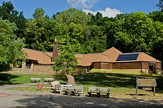 Fort Snelling State Park - Thomas C. Savage Interpretive Center
