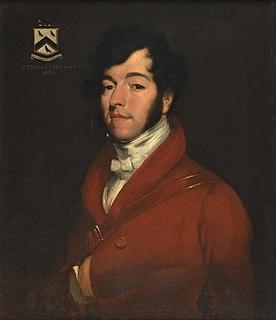 Thomas Peers Williams British politician