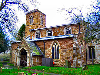 Thorpe Arnold - Thorpe Arnold parish church of St Mary the Virgin