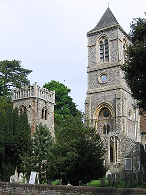 Thorpe St Andrew - Image: Thorpe St Andrew Church geograph.org.uk 171329