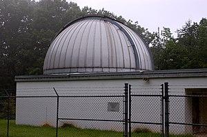 Three College Observatory - Three College Observatory near Snow Camp, NC