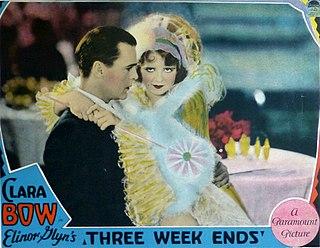 <i>Three Weekends</i> 1928 film