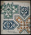 Tiles found in the new wards for homeless poor, Whitechapel, Wellcome V0014677.jpg