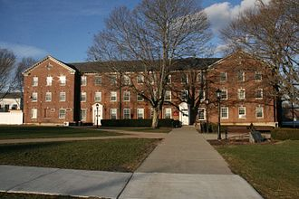 Bridgewater State University - Tillinghast Hall