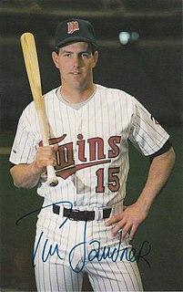 Tim Laudner American baseball player