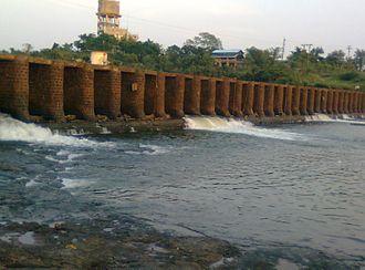 Titwala - Titwala dam on Kalu river