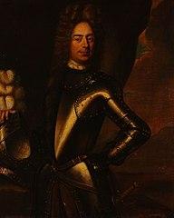 Portrait de Charles Bernaige als Kapitein infanterie