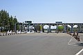 Tohoku expressway Furukawa IC.JPG