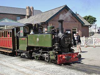<i>Tom Rolt</i> (locomotive) preserved steam locomotive