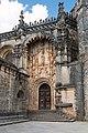 Tomar-Convento de Cristo-Portal da igreja-20140914.jpg